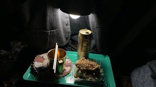 孤独のグルメ #広島車中泊 #パルティフジ坂 中華料理 珍味 ちゅうかりょ...