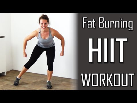 20 minute hiit workout for fat loss  intense hiit