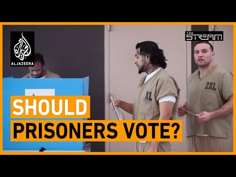 🇺🇸 Should prisoners in the US vote? | The Stream