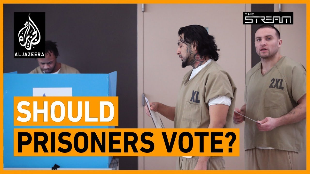?? Should prisoners in the US vote?   The Stream