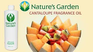 Cantaloupe Fragrance Oil - Natures Garden