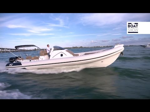 [ENG] NUOVA JOLLY Prince 38 CC - 4K Resolution - The Boat Show