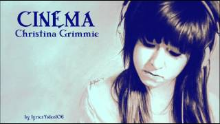 Christina Grimmie - Cinema / with lyrics on screen [ MP3 DL ]