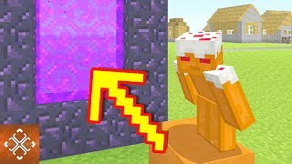10 Best Ways To Hide In Minecraft