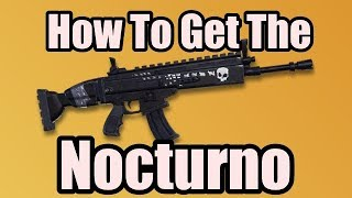 How To Get The Nocturno - Fortnite Save The World