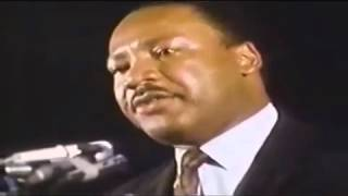 MLK's Last Speech --Great Leader and Speaker