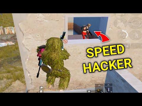 Speed Hacker Killed Me In PUBG Mobile