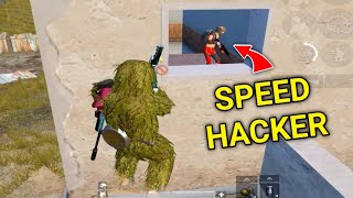 Speed Hacker Killed Me In PUBG Mobile