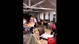 Ольга Жарикова на свадьбе Мусульбес и Литвинова прямой эфир 12 08 2018 Дом2 новости 2018