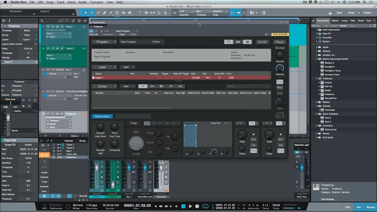 studio one 4 free download