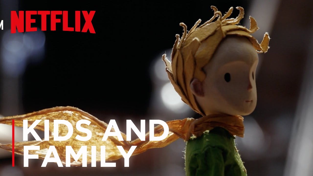 Netflix Releases The Little Prince Behind The Scenes Featurette