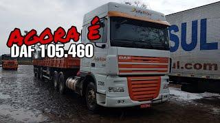 Agora é DAF 105.460 | TP02 EP85/19