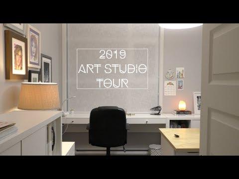2019 art studio tour