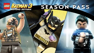 LEGO Batman 3 Season Pass Trailer