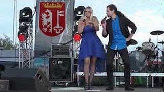 Zespół VOICE + ,fragment koncertu na żywo w Rogoźnie Wlkp,