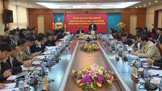 Tin Tức 24h Mới Nhất Hôm Nay : Tổ công tác của Thủ tướng làm việc với Bộ Thông tin và Truyền thông