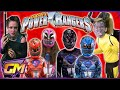 Power Rangers Movie 2017 - Kids Parody | Gorgeous Movies