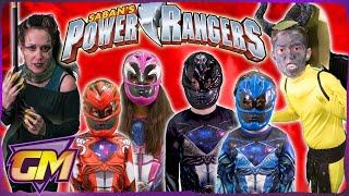 Power Rangers Movie 2017 - Kids Parody