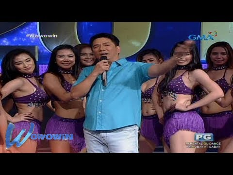 Wowowin: Willie Revillame performs his new hit single for 2018