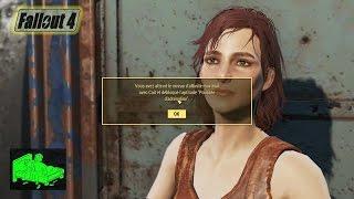 """Fallout 4: Aptitude """"Poussée d'adrénaline """" - Relation Amoureuse avec Cait - FR (HD/Ultra/60fps)"""