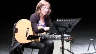 Mary Halvorson in solo: Cheshire Hotel+Ida Lupino, Fabbricone Prato (Italy)