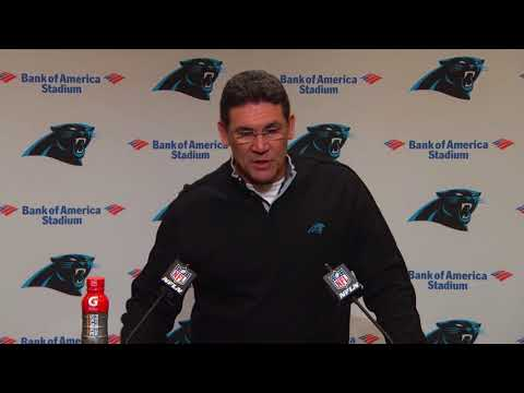 Ron Rivera: Looking for different perspective, different ideas
