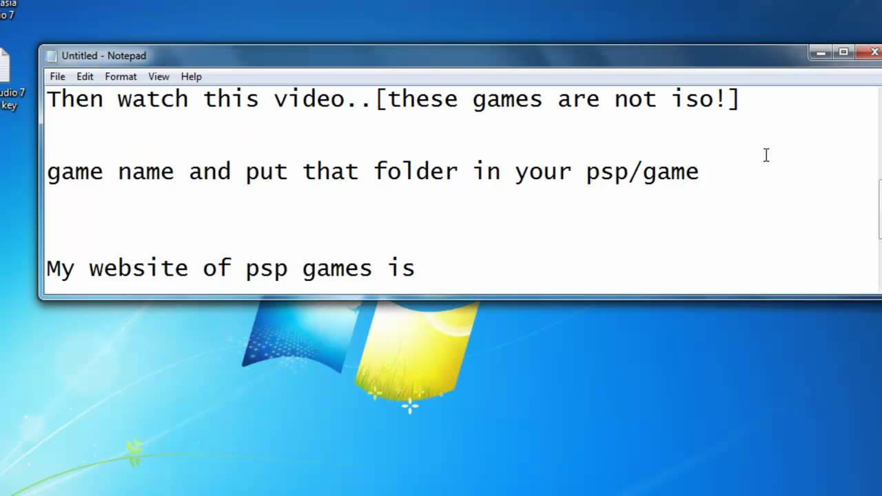 how to download iso games