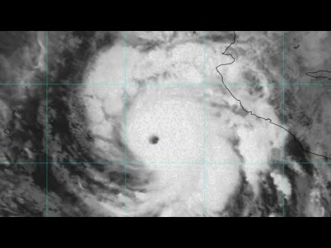 Hurricane Willa strengthens into Category 5 storm off Mexico's coast