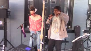 The Arts and Music POP UP Performance