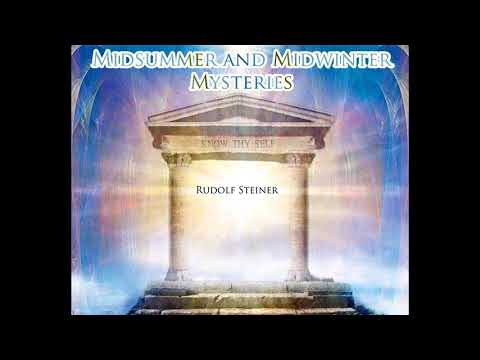 Midsummer And Midwinter Mysteries - Rudolf Steiner