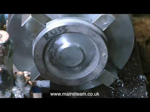 RENOVATING A LARGE MODEL TRIPLE EXPANSION STEAM ENGINE - PART #2