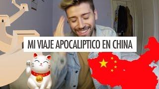 MI AVENTURA APOCALIPTICA EN CHINA | Uy Albert!