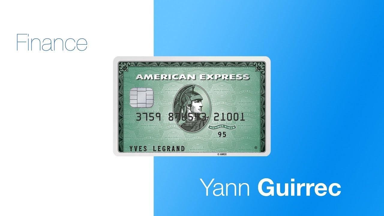 Carte American Express Luxembourg.J Ai Teste American Express Mon Avis Youtube