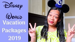 Disney World Vacation Packages 2019: What you need to know!