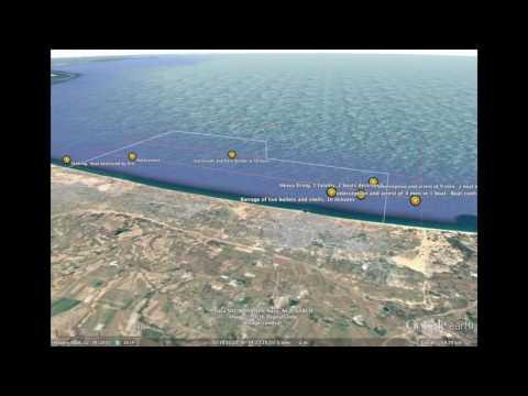 Attacks on fishermen by Israeli navy