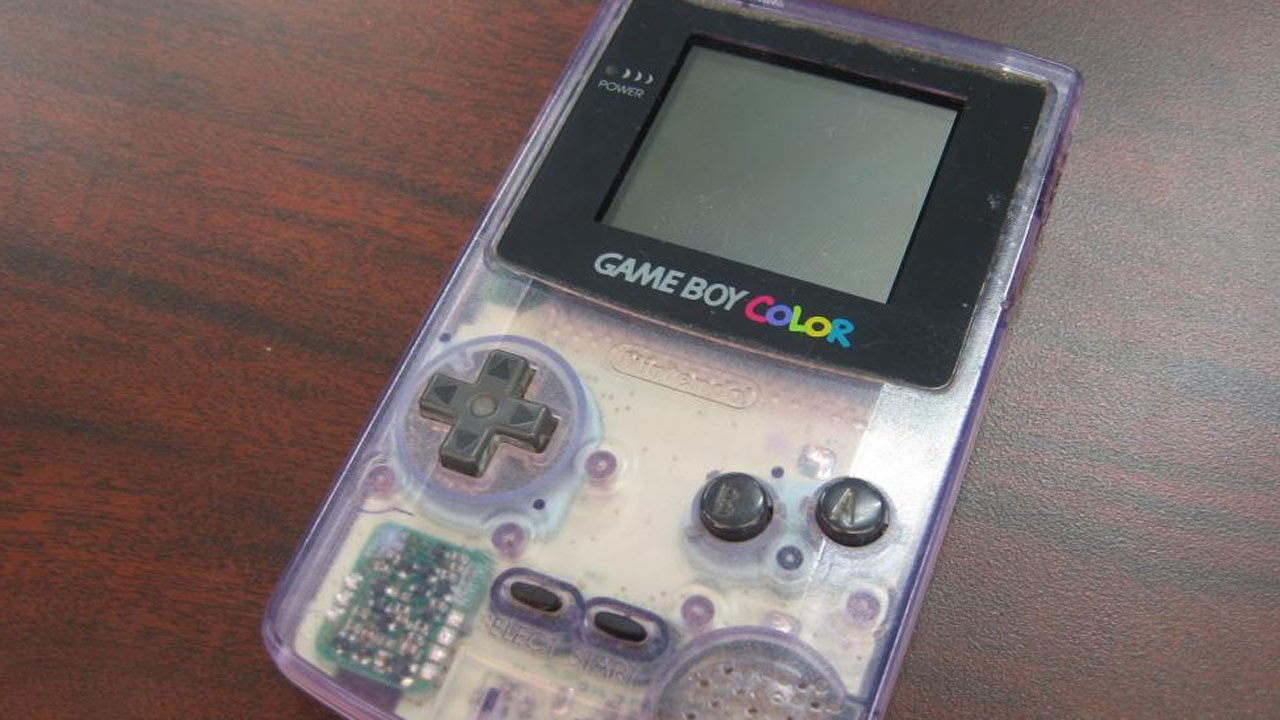 Purple gameboy color worth - Purple Gameboy Color Worth 5