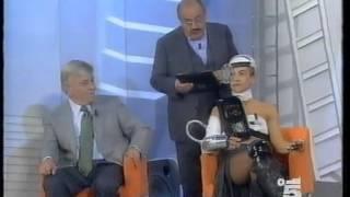 Maurizio Costanzo Show (ospite Barbie girl)