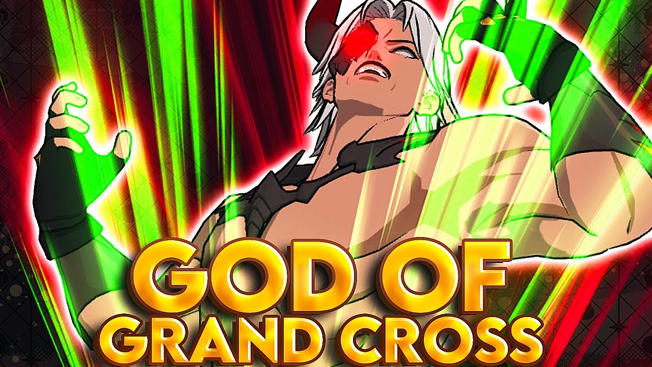 THE REAL GOD OF GRAND CROSS!!! COMING TO GLOBAL KOF RUGAL SHOWCASE! | Seven Deadly Sins: Grand Cross
