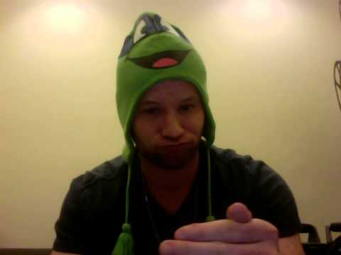 It's not quite stand up cause i'm sitting down...comedyPart 2...With Froggy!