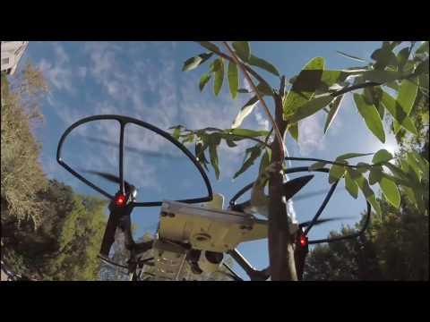 Jamie Hyneman Hacks a Drone