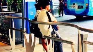 Minimalist Bench Design In Singapore Of Asia