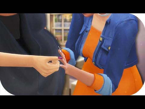 THE SIMS 4 // CITY LIVING | PART 28 — MEETING BRETT'S BABY MAMA!