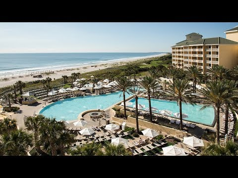Top 5 Beachfront Hotels And Resorts In Amelia Island, Florida, USA