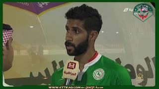 التصريحات بعد مباراة الإتفاق السعودي و الإسماعيلي المصري 2-0 - بطولة تبوك الدولية الثانية 2017