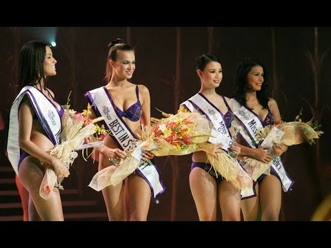 Miss Asia Pacific 2003 - Miss Russia ( Part 1) Мисс Азия и О