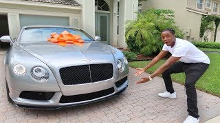 Surprising Billy With His Dream Car!!!