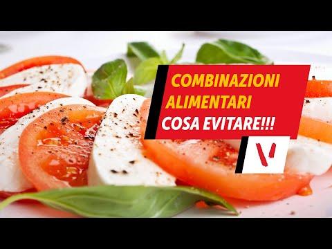 Combinazioni alimentari: cosa evitare!!!