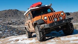 V6E5: Adventure on the Mojave Road