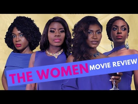 """Download The Screening Room: """"The Women"""": Kate Henshaw, Omoni Oboli Blessing Egbe Movie Review"""