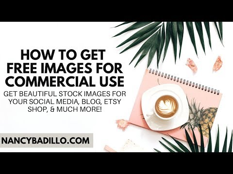 Free Images For Commercial Use | Business Resources | Nancy Badillo